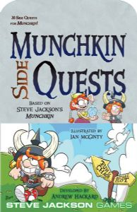 Munchkin - Side Quests